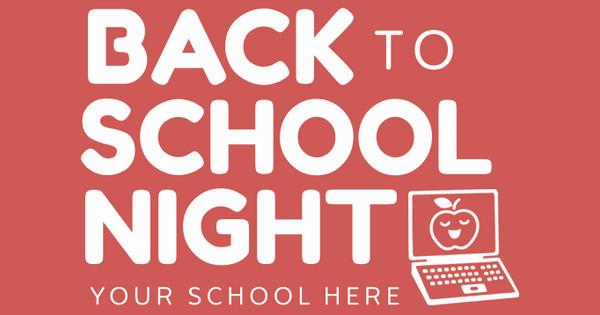 virtual back to school night