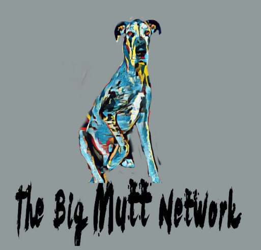 Love the mutt you're with shirt design - zoomed