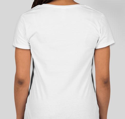 Season Four: Sensational T-shirts Fundraiser - unisex shirt design - back