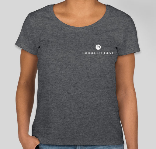 Historic Laurelhurst Fundraiser - unisex shirt design - front