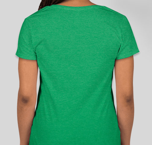 Parents for Safe Routes T-Shirts! Fundraiser - unisex shirt design - back