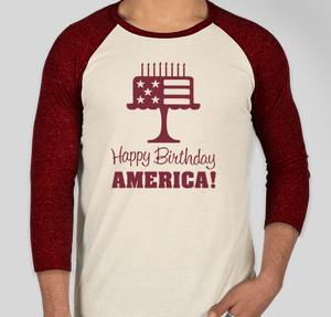 happy bday america