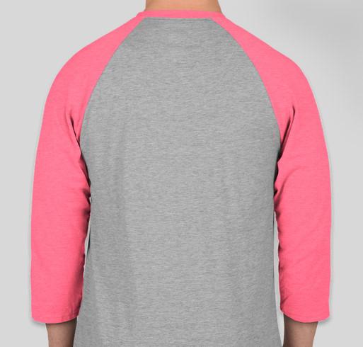 Myositis Empower Walk Fundraiser - unisex shirt design - back