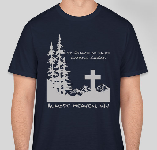 SFDS Youth Ministry Fundraiser - unisex shirt design - front