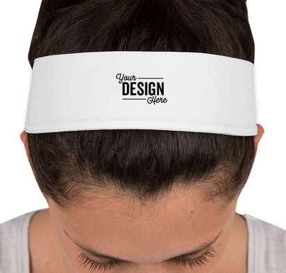 Sport-Tek Competitor Headband - White