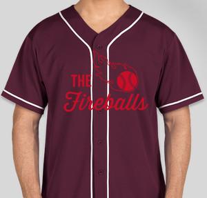 Baseball T-Shirt Designs - Designs For Custom Baseball T-Shirts ...