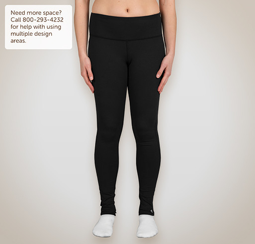 Yoga  Gym Activewear Full Length Leggings with Our Unique Designs