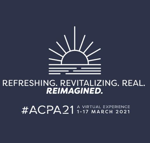 ACPA21 Tumbler shirt design - zoomed