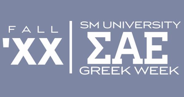 Greek Week- Sigma Alpha Epsilon