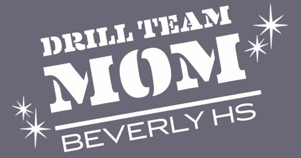 Drill Team Mom