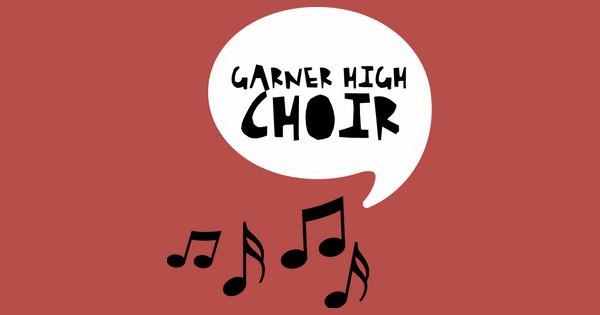 Garner High Choir