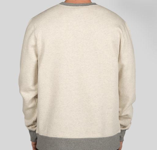 Help Support Tempus Fugit on our TENTH Anniversary! Fundraiser - unisex shirt design - back