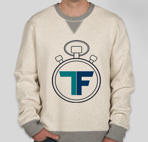 Help Support Tempus Fugit on our TENTH Anniversary! Fundraiser - unisex shirt design - front
