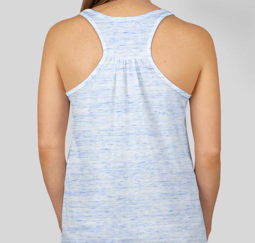 Army Women's Museum Fundraiser - unisex shirt design - back