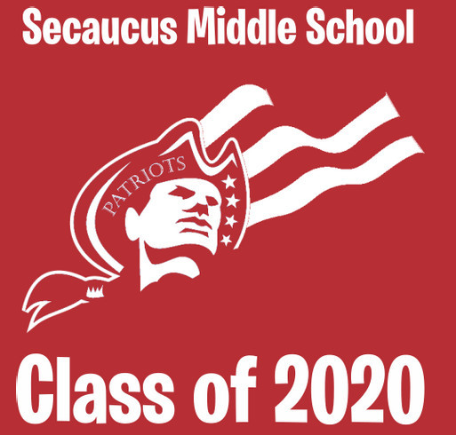 Fundraiser - Class of 2020 Drawstring Bags shirt design - zoomed