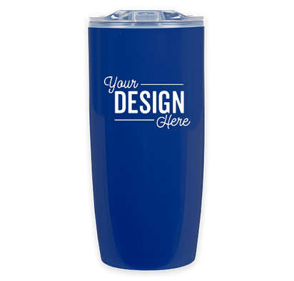 19 oz. Color Acrylic Tumbler - Blue