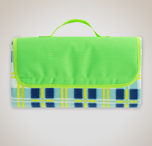 Roll-Up Picnic Blanket - Selected Color