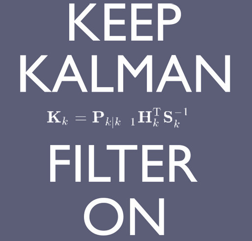 Keep Kalman Filter On (For A Cause) Custom Ink Fundraising
