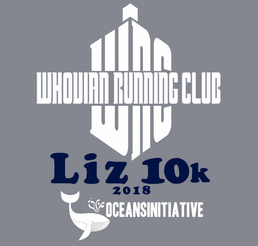 Liz 10K shirt design - zoomed