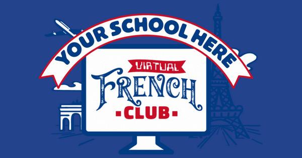 virtual french club