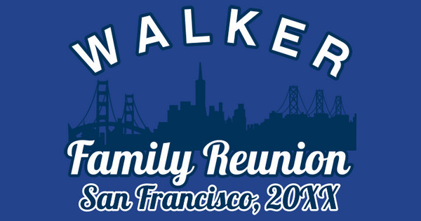 Walker family reunion