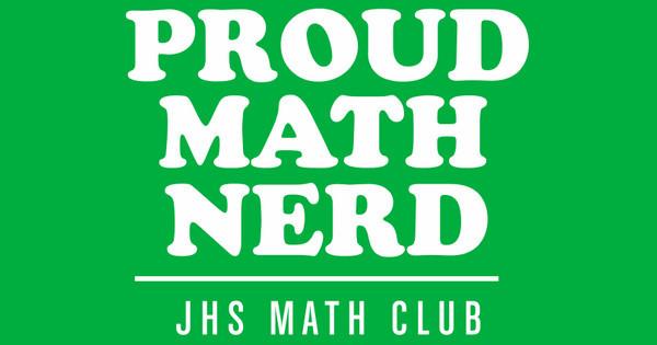 Proud Math Nerd