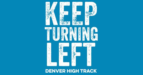 keep turning left