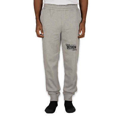 Champion Authentic Sueded Joggers - Oxford Grey
