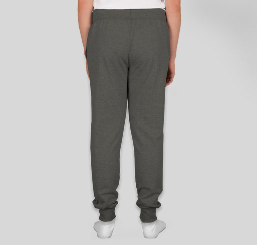 Get cozy with some GRRALL sweatpants Fundraiser - unisex shirt design - back