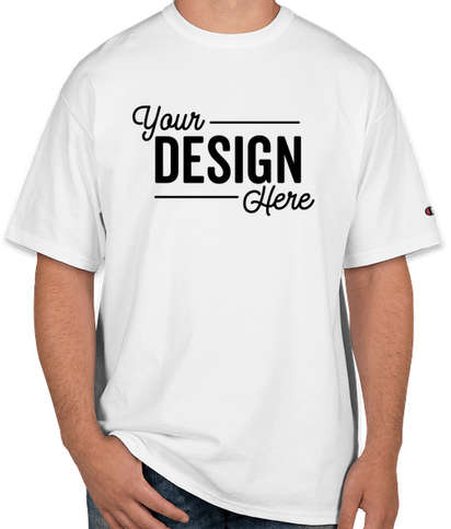 Champion Heavyweight Heritage T-shirt - White
