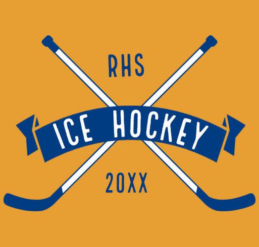 Ice Hockey design idea