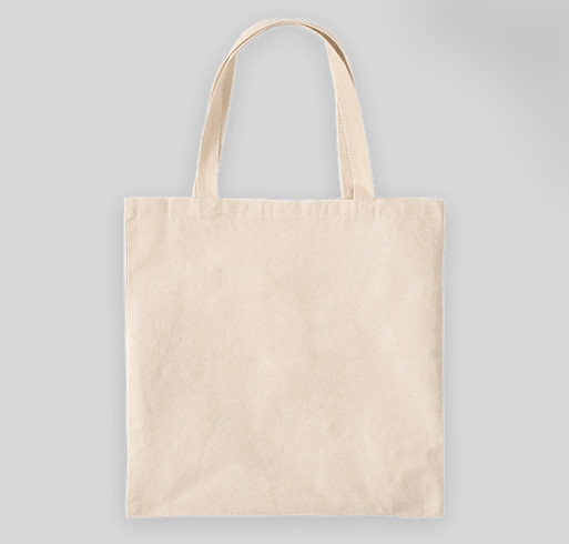 MOFA Tote Bags Fundraiser - unisex shirt design - back