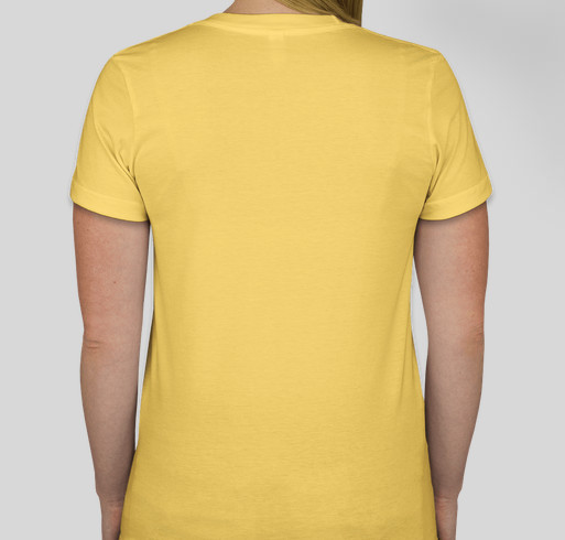 Danebod Folk School Fundraiser - unisex shirt design - back