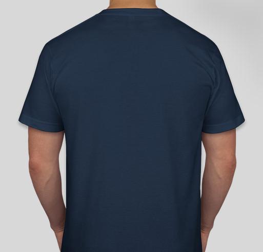 SXM Strong Fundraiser - unisex shirt design - back