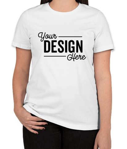 American Apparel Women's Organic Jersey T-shirt - White