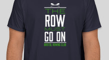 The Row Must Go On