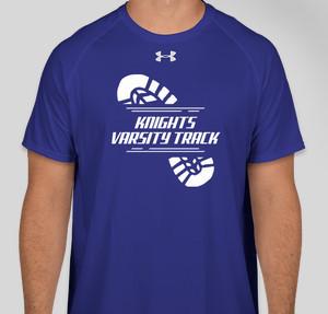 knights varsity track