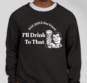 I'll Drink to That