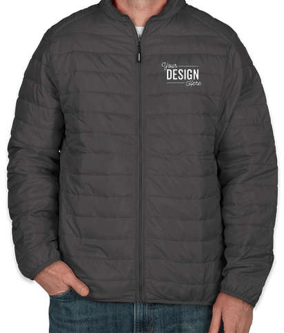 Core 365 Insulated Packable Puffer Jacket - Carbon