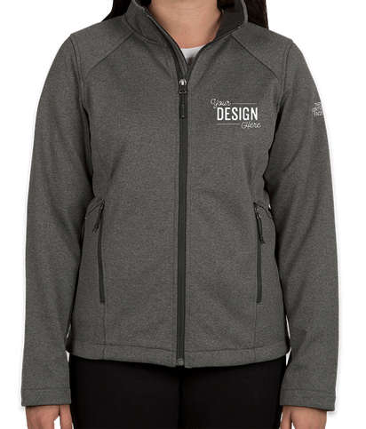 The North Face Women's Ridgeline Soft Shell Jacket - Dark Grey Heather