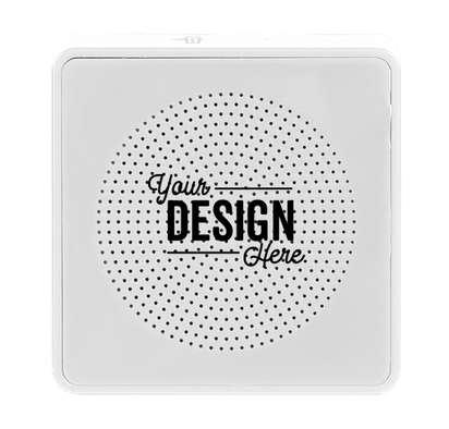 Promotional Bluetooth Speaker - White