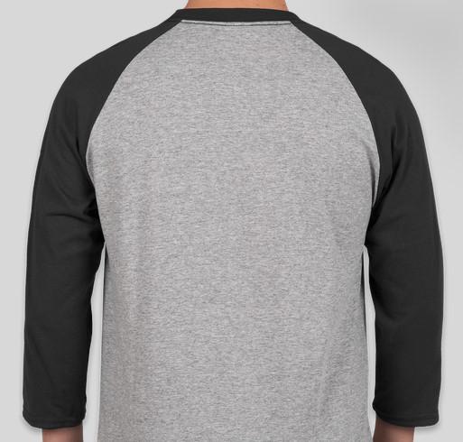 Kids Need Books - Winter Edition! Fundraiser - unisex shirt design - back