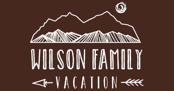 wilson family vacation