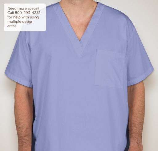 Comfortable and durable, these scrubs are meant to last!