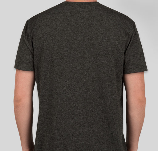 ICHS Wolfpack Strong Fundraiser Fundraiser - unisex shirt design - back