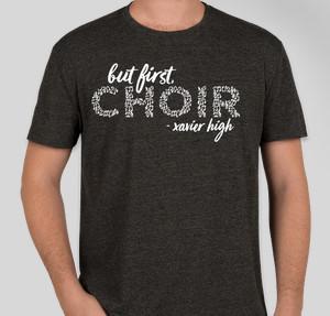 but first, choir