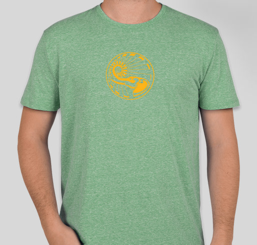 Good Sun limited edition T-shirts Fundraiser - unisex shirt design - front
