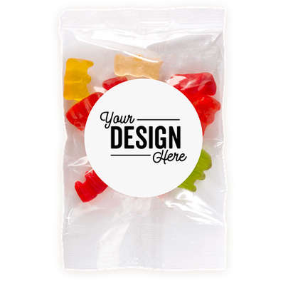 Gummy Bears Promo Pack Candy Bag - Gummy Bears