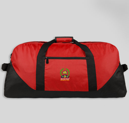 Liberty Series Large Duffel Bag - Embroidered