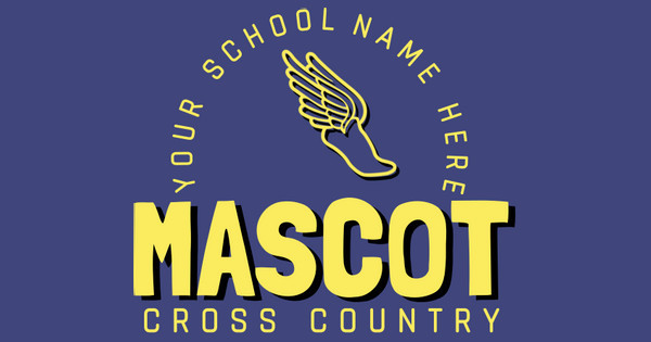Mascot Cross Country